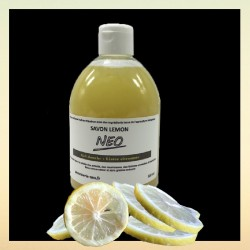 Gel douche - Lemon